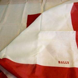 Bally Cotton Scarf